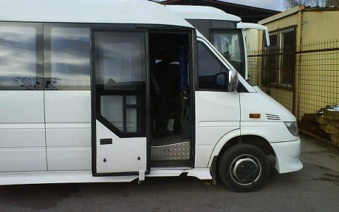 Mercedes Sprinter tourbus 2